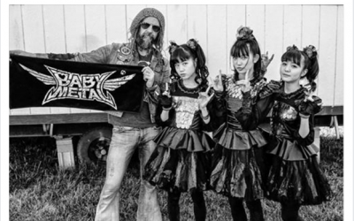 Senpai to the rescue! Rob Zombie defends Babymetal from spiteful haters