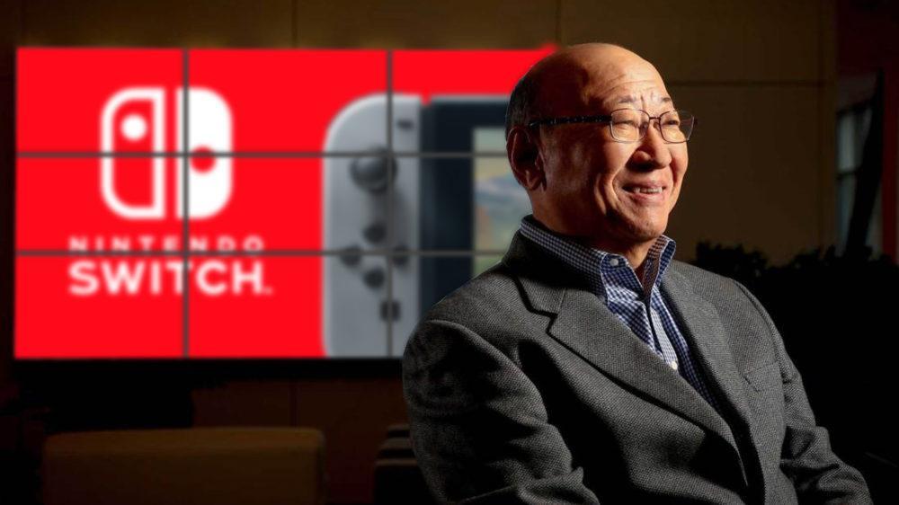 President of Nintendo