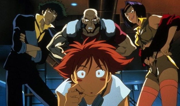 Tomorrow Studios announces live action Cowboy Bebop TV Series