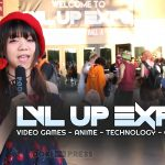 Beari and Megan check out LVL UP EXPO in Las Vegas, Nevada