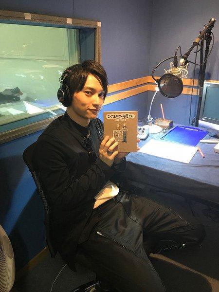 Singer-Songwriter SKY-HI Makes Voice-Acting Debut in Koguma no Cake-ya-san Manga Ad