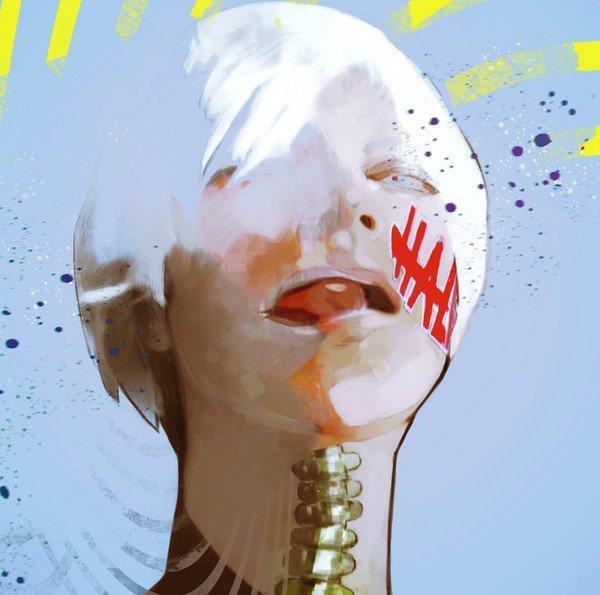Sui Ishida Illustrates Jacket for Ziyoou-vachi's Tokyo Ghoul:re 'Half' Single