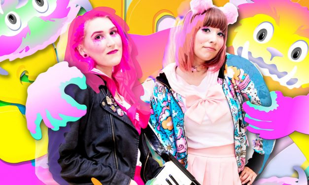 US ANIME SINGERS STEPHANIE YANEZ & PLASMIC COLLABORATE WITH GALAXXXY ARTIST JUN ARAI FOR NEW SINGLE SHOWA SHOUJO