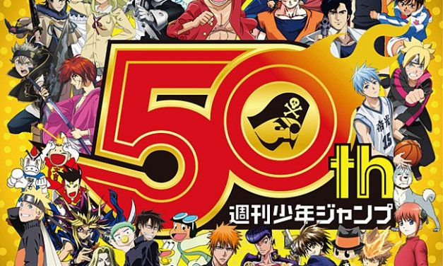 Shonen Jump's 50th Anniversary Celebrations Continue With 3rd Mix CD