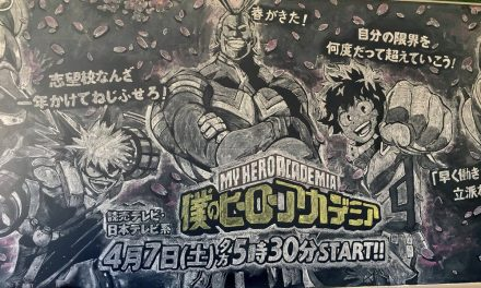 My Hero Academia Blackboard Art Gives High School Seniors a Super Surprise