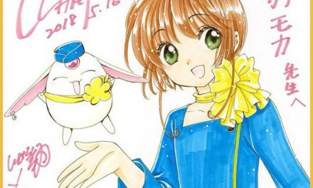 CLAMP Draws Cardcaptor Sakura Art for Crew de Gozaimasu! Flight Attendant Manga