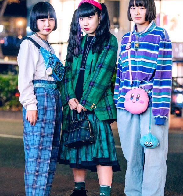 Japanese Womens Street Styles w/ Aymmy in the Batty Girls, Attic Mirror, Tokyo Bopper, Kirby, Syunsoku, Club Sexy, Ganag & Animate