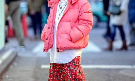 Coco Princess in Harajuku w/ Moncler for Unicef Jacket, Fendi Sock Shoes, Comme Des Garcons & Vintage Fashion