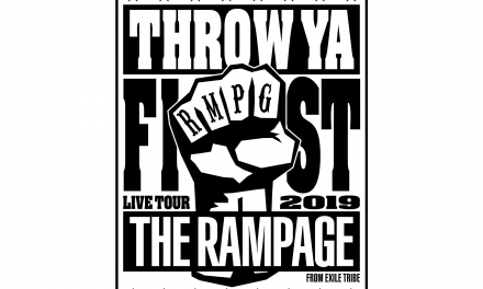 "The Rampage from Exile Tribe wants you to ""Throw Ya Fist"" in new Music Video"