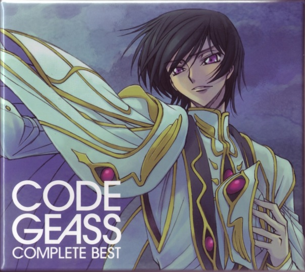 Image result for code geass ost album