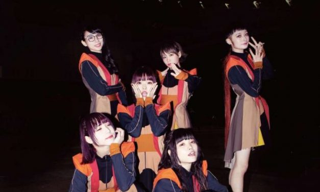 "BiSH release promo visuals for ""BRiNG iCiNG SHiT HORSE TOUR FiNAL THE NUDE"" Blu-ray/DVD"