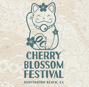 Huntington Beach Cherry Blossom Festival