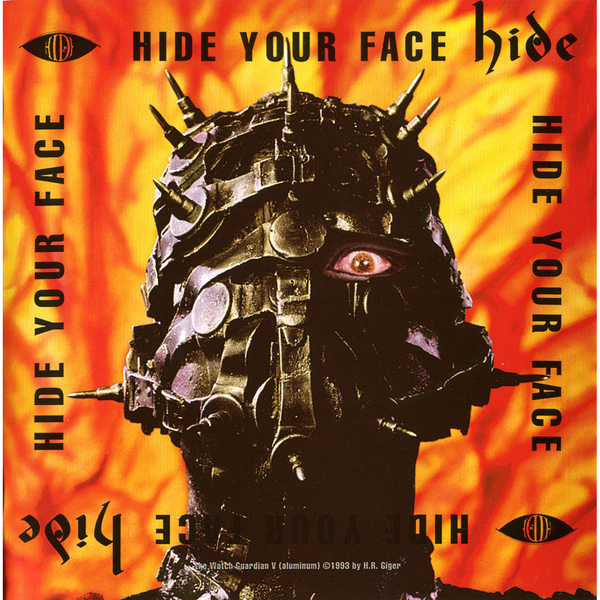 Image result for hide your face album