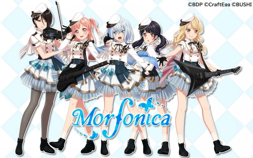 "BanG Dream 4th Live Band ""Morfonica"" Begins Activities!"