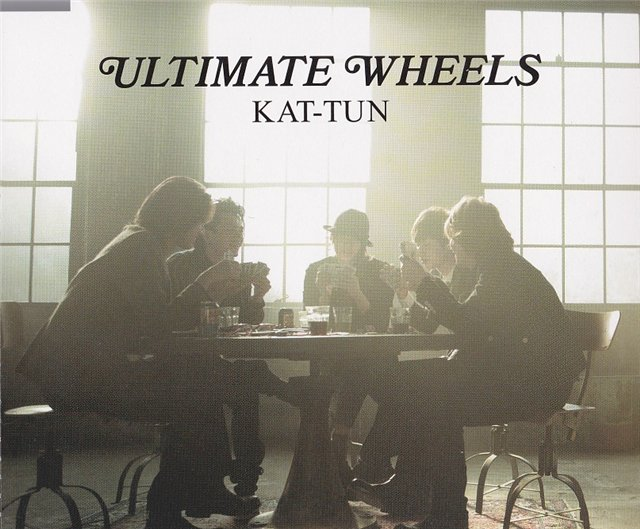 Image result for kat tun ultimate wheels