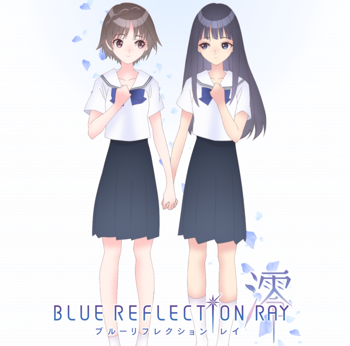 Magical Girl Anime Blue Reflection Ray Streams Exclusively on Funimation This Spring
