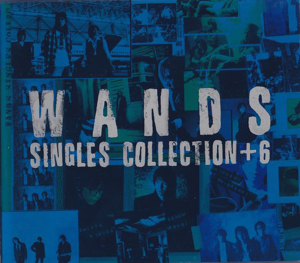WANDS – Singles Collection+6 (1996, CD) - Discogs