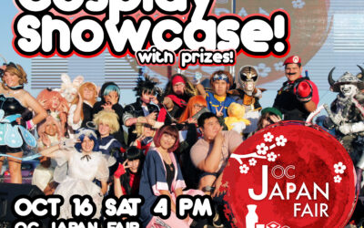 OC Japan Fair 2021 to host Annual Cosplay Contest on Oct 16th, 2021